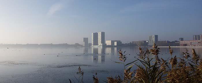 skyline-Almere