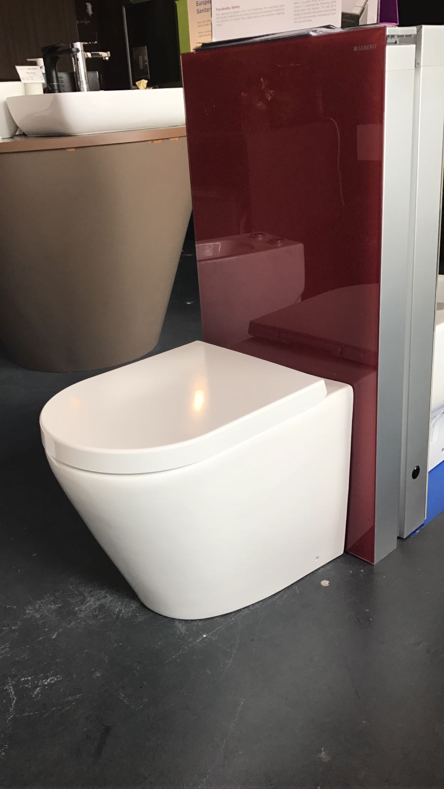 Geberit Wc Geberit Monolith Puro With Arc Wc