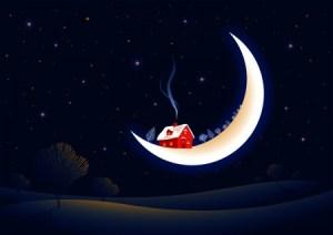 new moon magic night