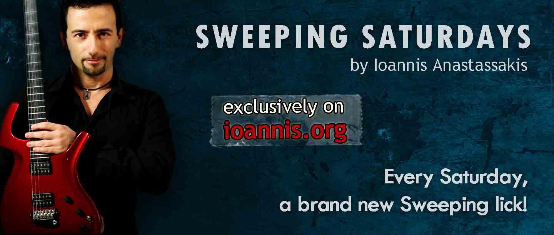 Sweeping Saturdays!