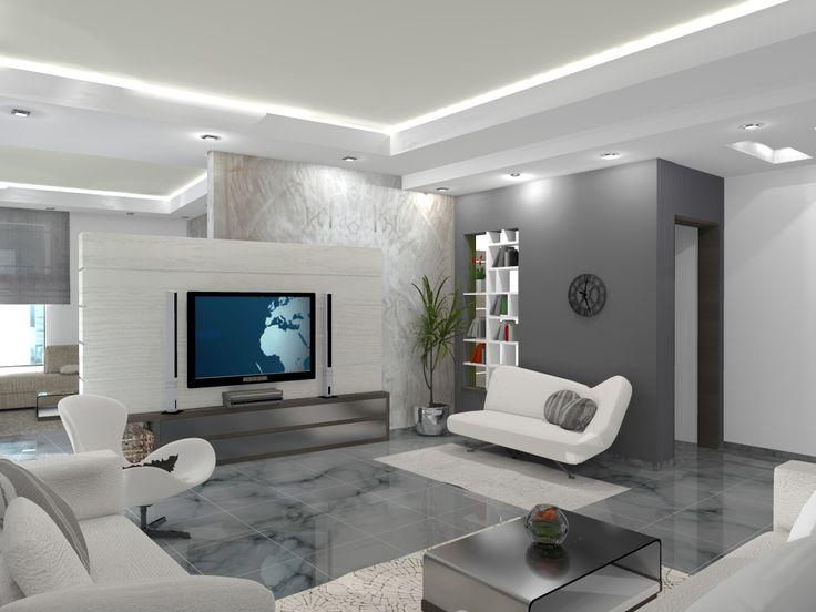 Design Interieur Salon Moderne
