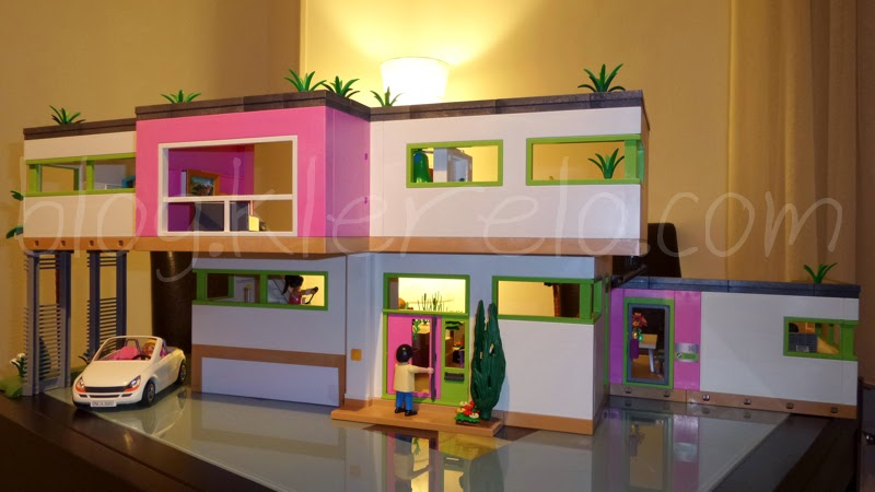 Amenager Piscine Maison Moderne Playmobil 5574 Dimensions