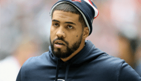 Arian Foster Frustrated