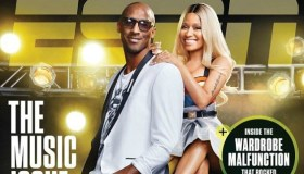 Nicki Minaj and Kobe Bryant's ESPN Magazine Cover