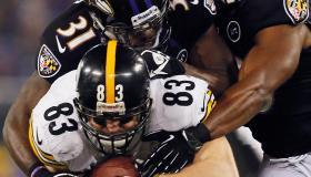 Pittsburgh Steelers v Baltimore Ravens