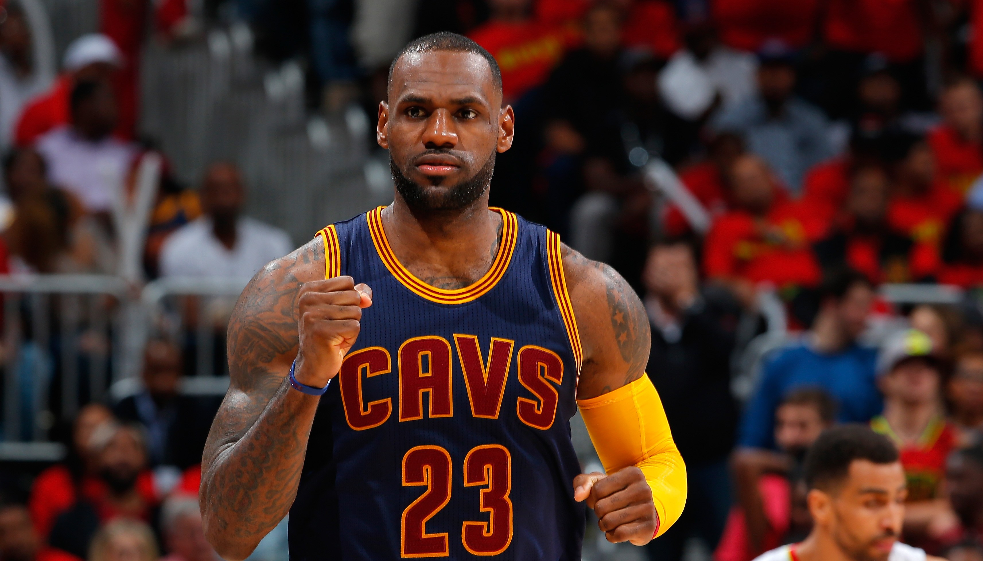 Cleveland Cavaliers v Atlanta Hawks - Game Three