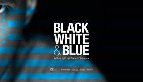 Black White Blue SuperFeature