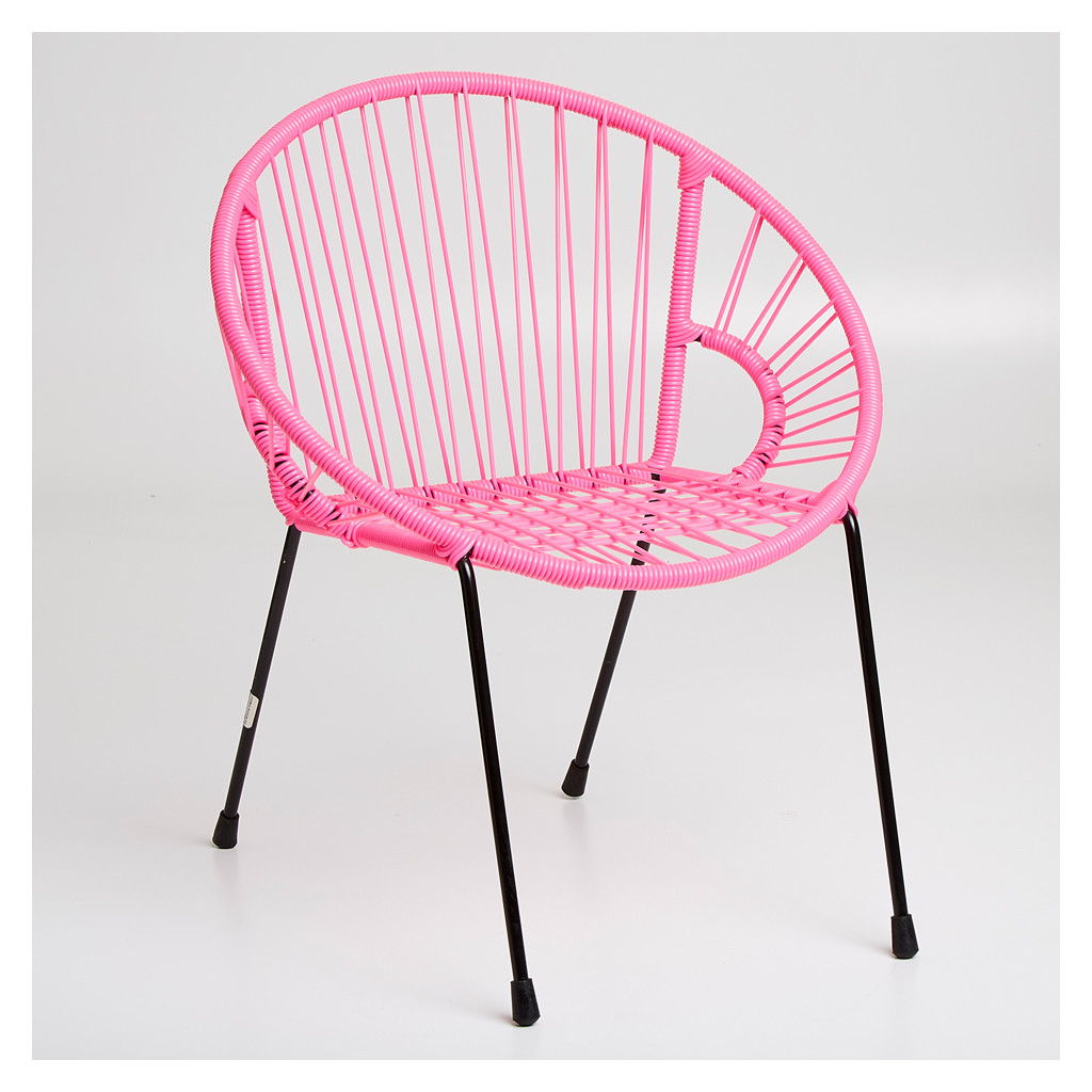 Mobilier Exterieur Macdonald Chaise Pour Enfant Tica Rose The Conran Shop