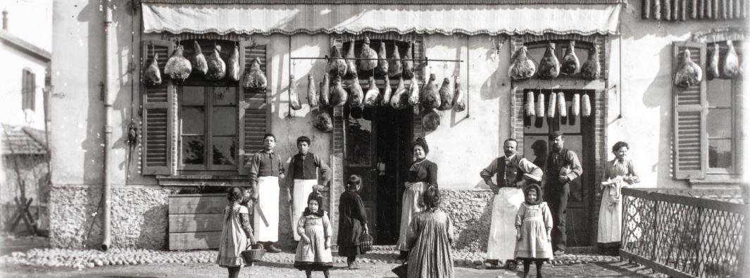 Villaggio operaio Crespi d'Adda (ASCAL)