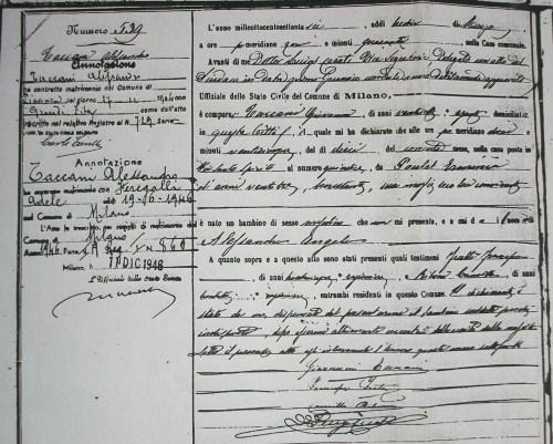 Alessandro Taccani, centrale Taccani, Trezzo sull'Adda, Enel, Cristoforo Benigno Crespi