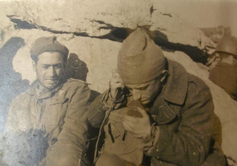 Bellusco: il reduce che combatté insieme agli Alleati