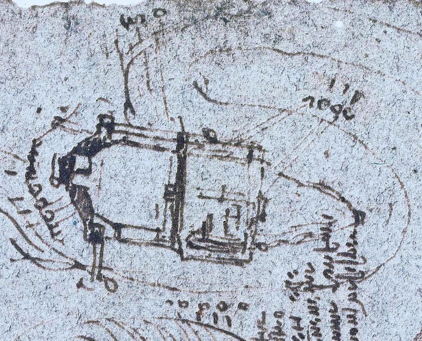 Castello di Trezzo, sentinella di roccia