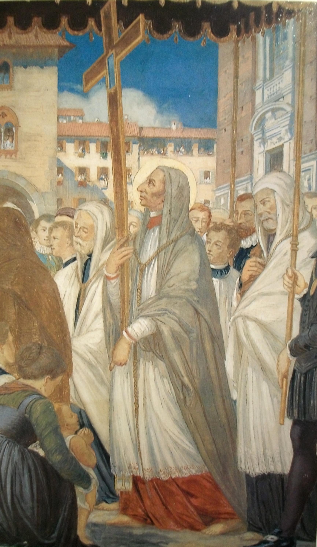 Carlo Borromeo, la croce che portò tra gli appestati