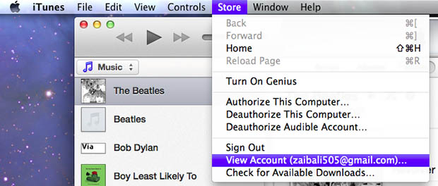 how to delete purchase history on itunes account