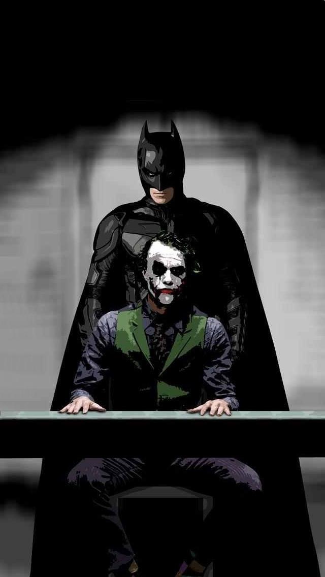 batman wallpaper joker iPhone