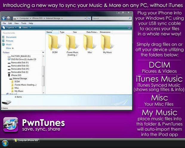 pwntunes iOS 7 1 [34] سلة سيديا الأسبوعية: أدوات عملية ومفيدة للأيفون والآيباد
