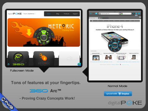 360 browser iPad