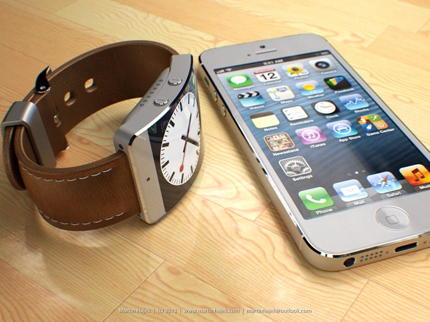 iWatch and iPhone