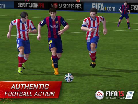 Fifa 15 iOS 2