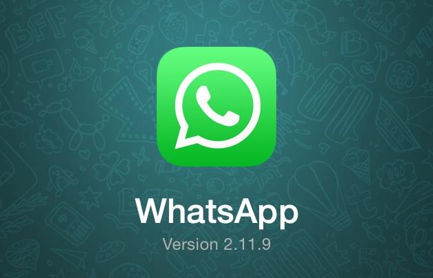 WhatsApp 2.11.9