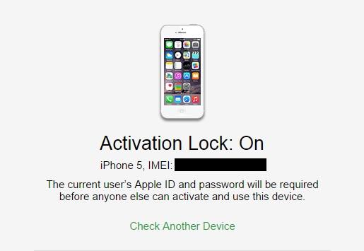 Как сделать ipod из заблокированного iphone 5