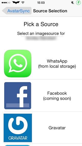 AvatarSync app