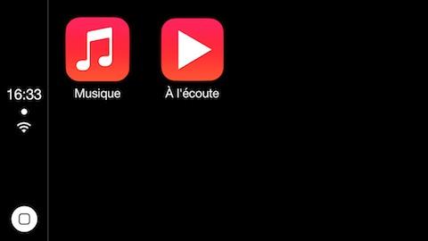 CarPlay iOS tweak