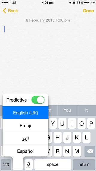 Keyboard Accio makes it easier to switch between keyboards