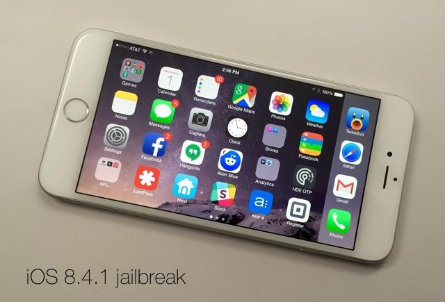 iPhone 6s ios 8.4.1 jailbreak