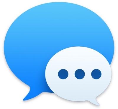 iMessage icon mac