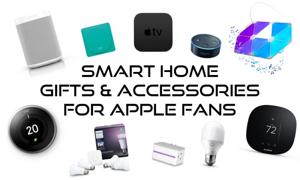 Smart Home Apple Great Smart Home Gifts And Accessories For Apple Fans