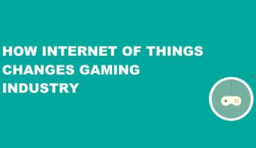 Gaming IoT