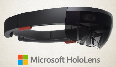 Microsoft Hololens official image