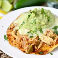 Crock Pot Ranchero Chicken