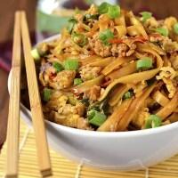Potsticker Noodle Bowls