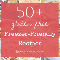 50+ Freezer-Friendly Recipes