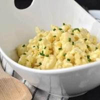 """Cauliflower """"Faux-tato"""" Salad"""
