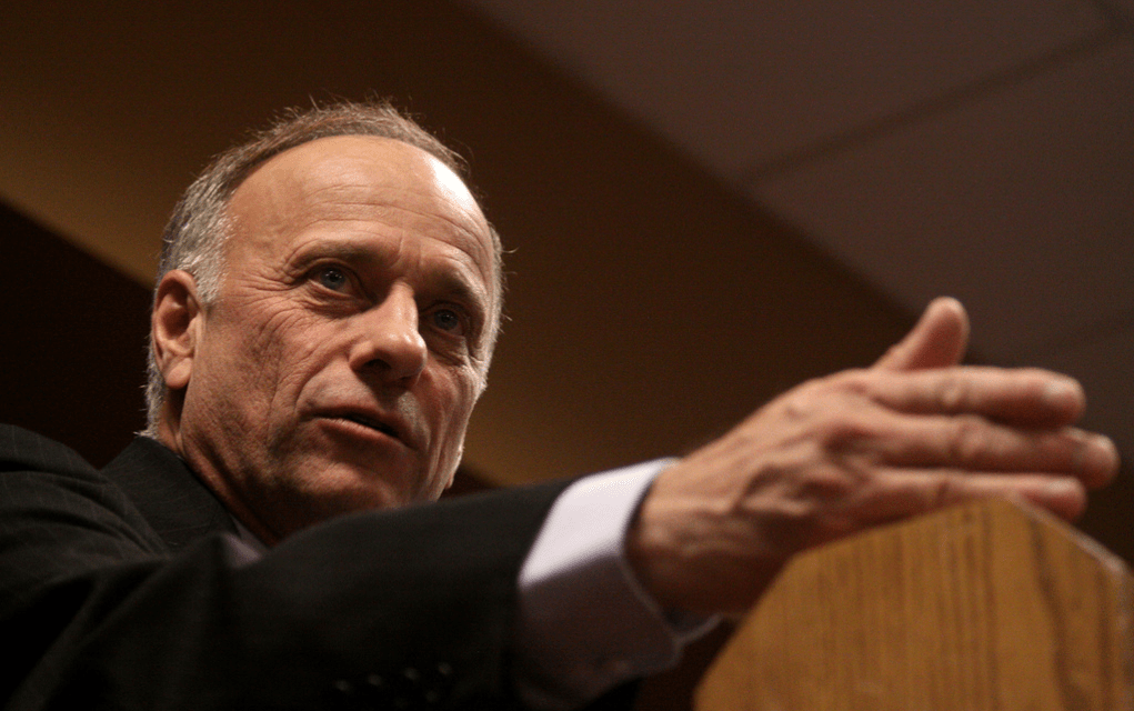 "Steve King Predicts Roy Moore Could ""Shift Destiny of America"" by Leading to End of Roe v. Wade"