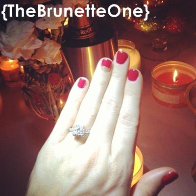happy engagement!!