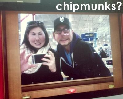 ugly chipmunks