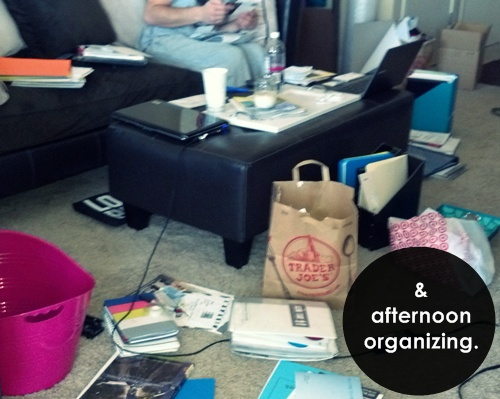 organization papers