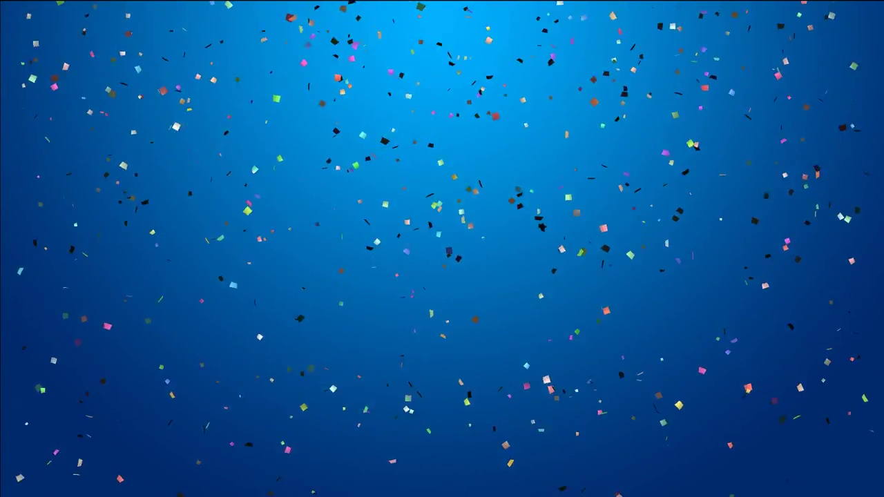 Falling Money Wallpaper Hd Buy Animated Confetti Video On Blue Background For Birthday