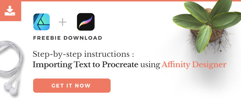 4 of the Best Apps for Importing Text to Procreate \u2013 iPad Calligraphy