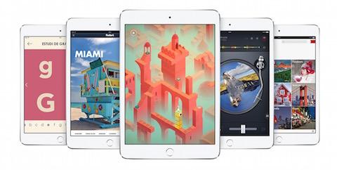 iPad mini 3c