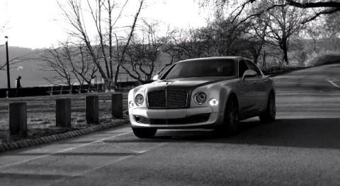 Bentley Anuncio coche