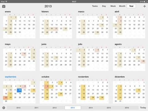 Calendars 5-2