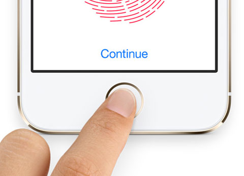 Touch ID iPhone 5S
