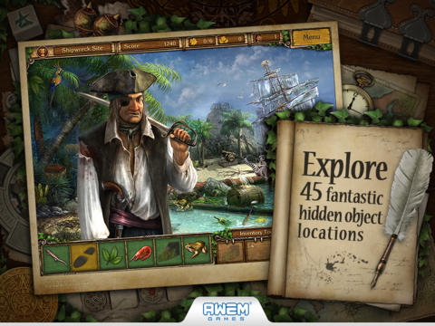 Golden Trails 2- Hidden Object Adventure (Premium)