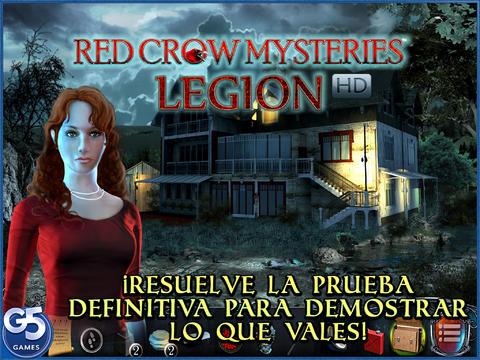 Red Crow Mysteries- Legion HD (Full)