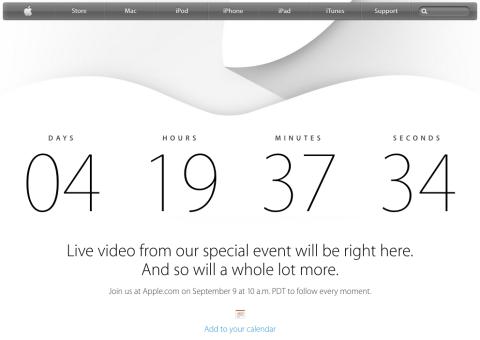 evento apple cuenta atras